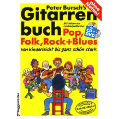 Gitarrenbuch, m. CD-Audio