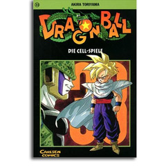 Dragon Ball Band 33: Die Cell-Spiele